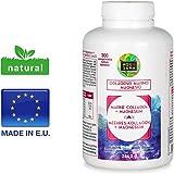 Collagene marino 300 compresse, collagene idrolizzato e magnesio, calcio, silice, vitamina C e D, collagene e magnesio, collagene 300 capsule, collagene marino capsule, collagene Aquisana