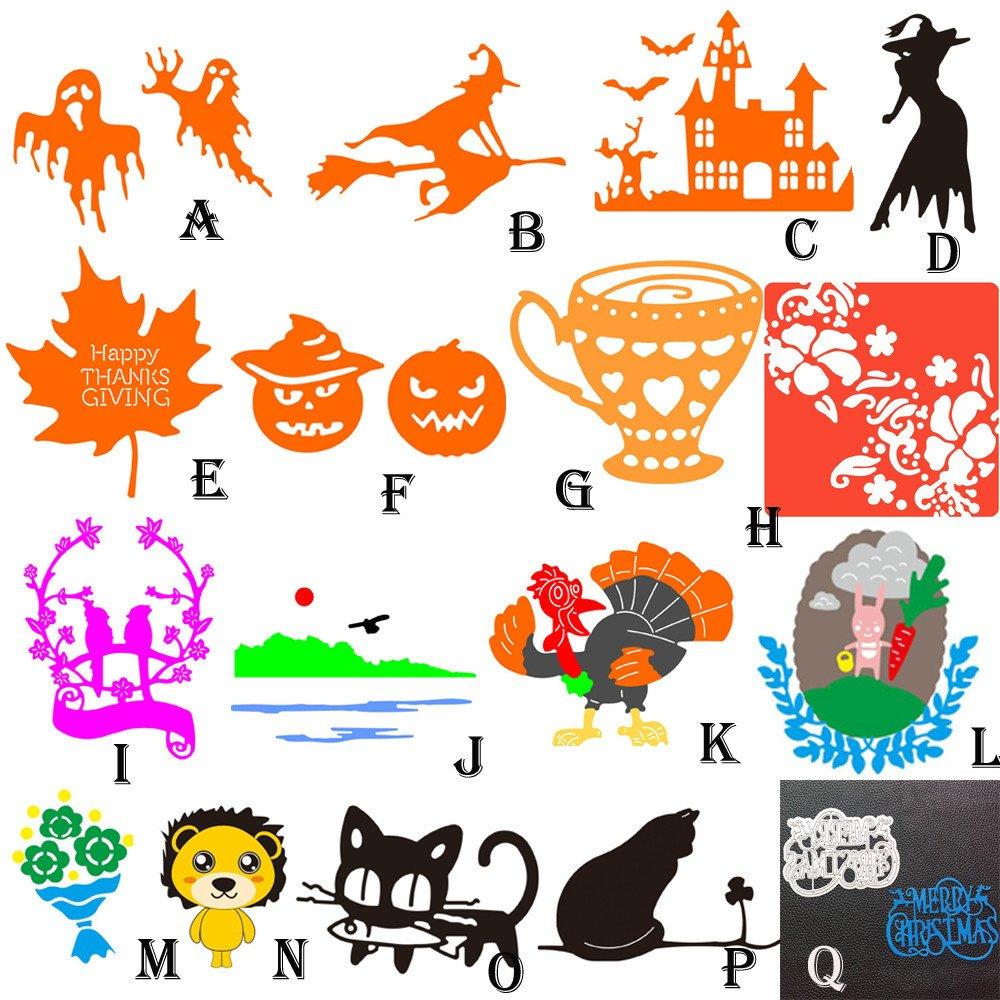 Amazon.de: taottao Halloween Kinder geistigen Entwicklung Metall ...