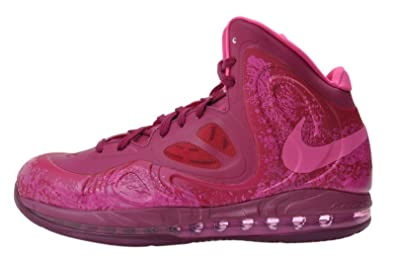 Nike Men's Air Max Hyperposite, RASPBERRY RED/PINK FOIL-RAVE PINK, 11