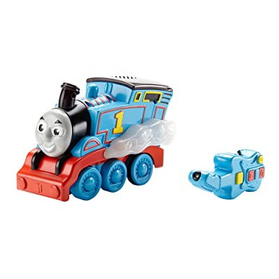 Fisher-Price Thomas & Friends Steam Rattle & Roll Thomas: Toys & Games