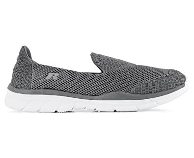 Russell Athletic Women s Running Shoe Grey White  Amazon.com.au  Fashion e97d48815a3