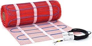 50 sqft HeatTech 240V Electric Tile Radiant Floor Heating Mat