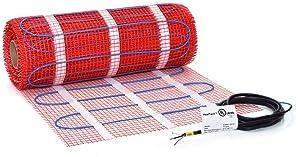 100 sqft HeatTech 240V Electric Tile Radiant Floor Heating Mat