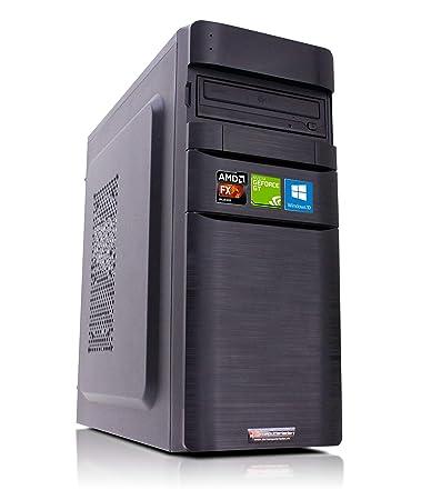 Office Pc K11 Amd Fx 4300 4x3 8 Ghz 16gb Ddr3 1tb Amazon De