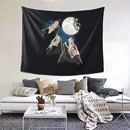 Anime Tapestry Wall Hanging Rwby Wall Tapestry Home Decorations For Living Room Bedroom Dorm Decor In 51x60 Inches 3105 Amazon Co Uk Kitchen Home