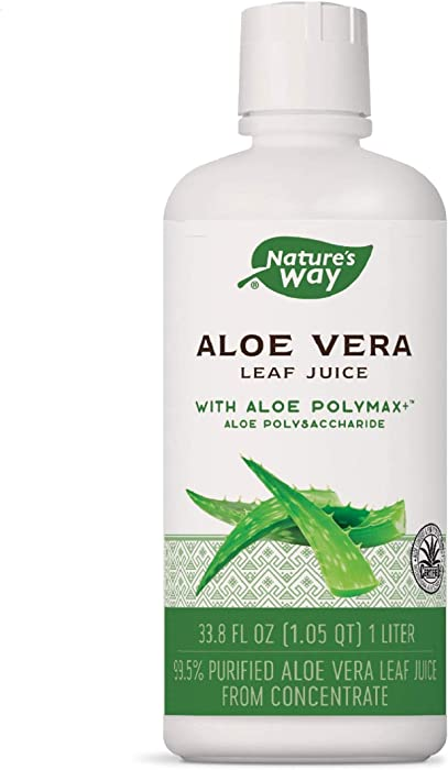 Top 8 Aloe Vera Nature Way