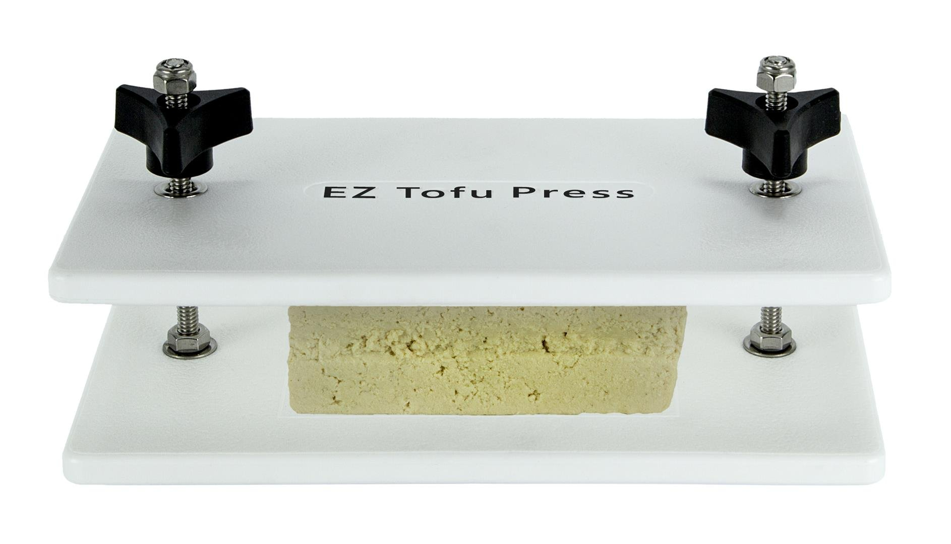 EZ Tofu Press - Removes Water from Tofu for Better Flavor and Texture.