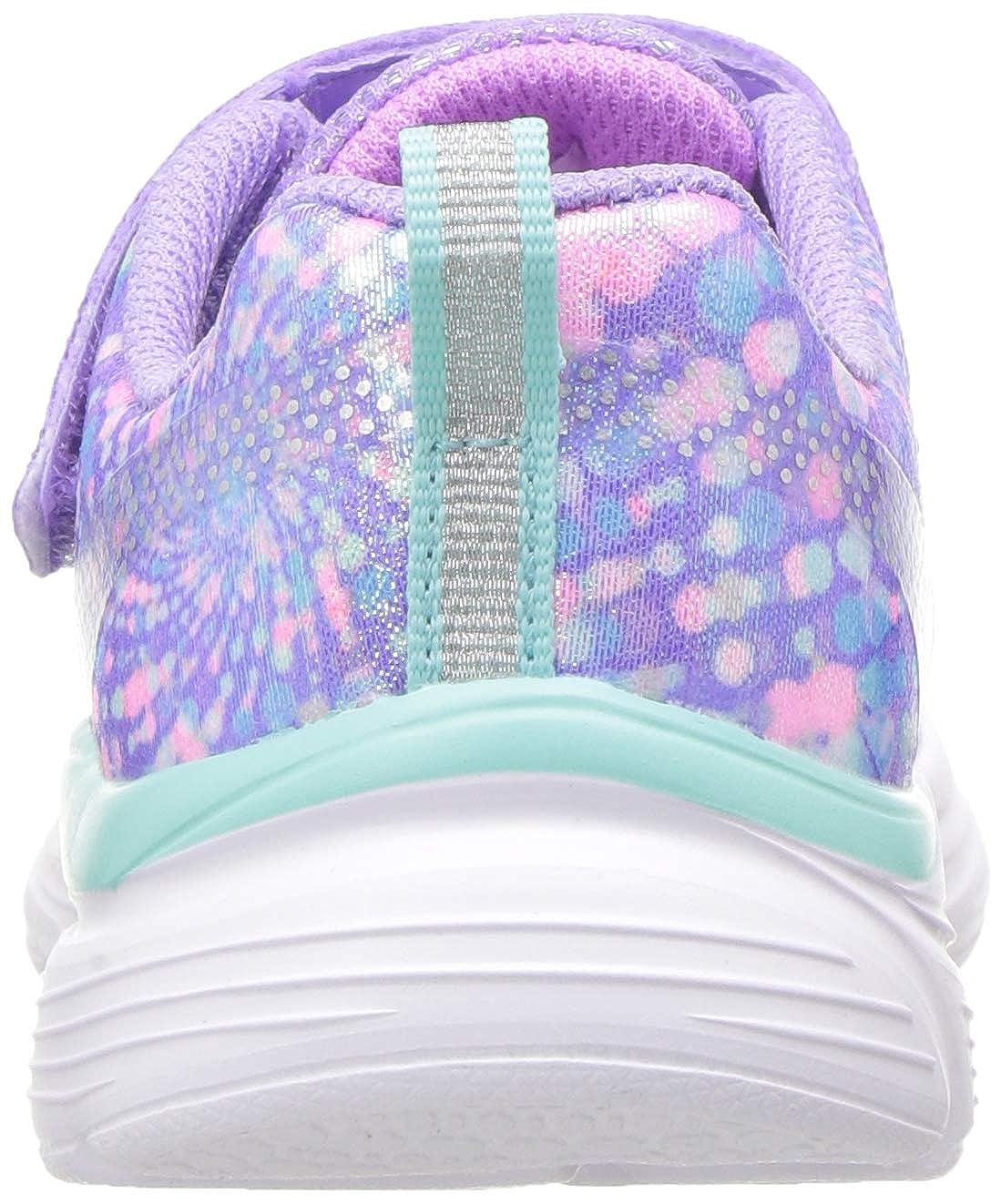 Skechers Kids Wavy Lites Sneaker 81385L-MLT