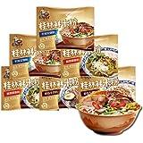 南越秀才 桂林鲜米粉255gx6袋组合装 广西特产 方便即食速泡