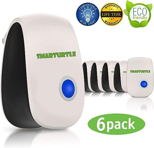 SmarTurtle 2019 - Repelente de plagas ultrasónico para interiores ...