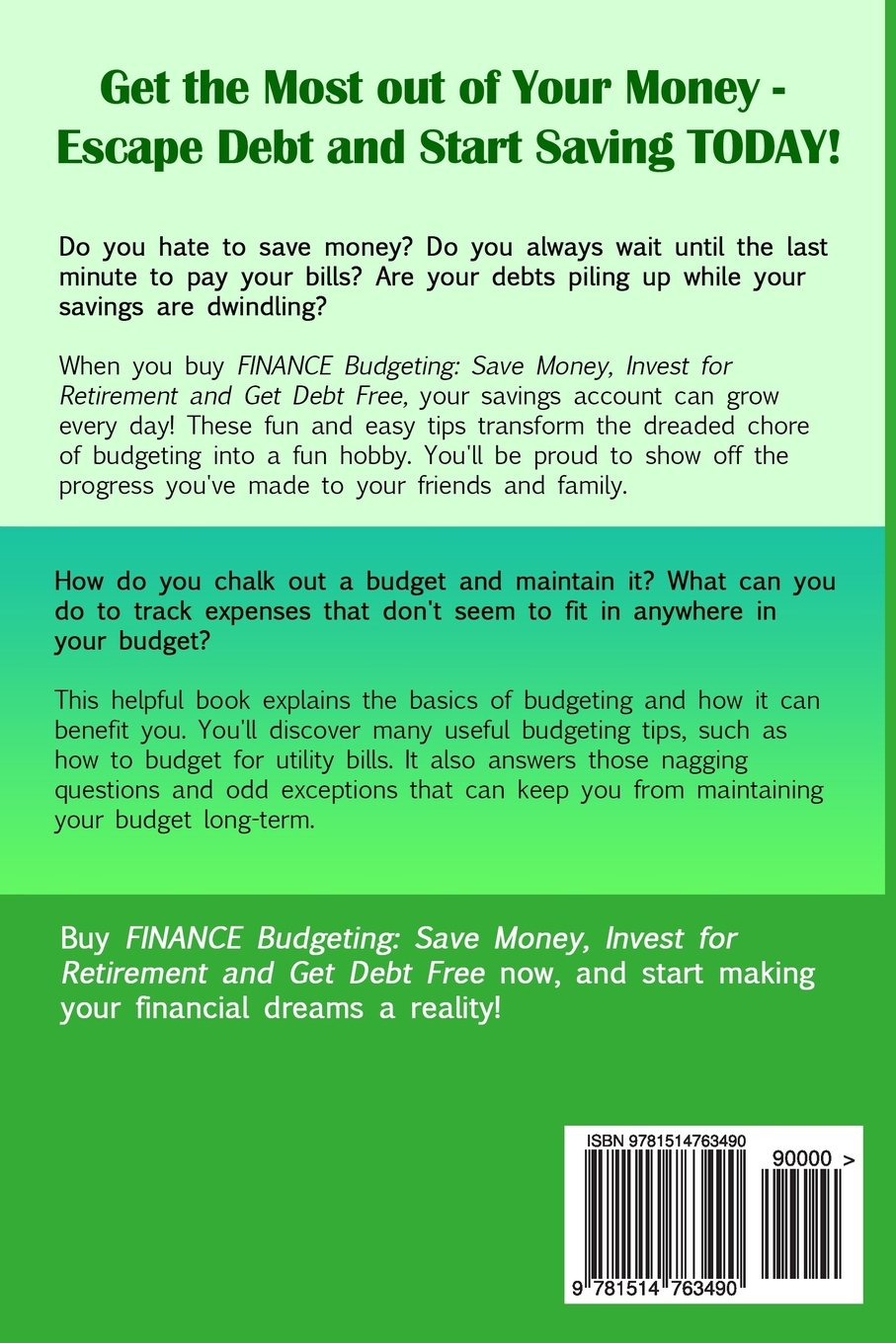 When to save before paying debt