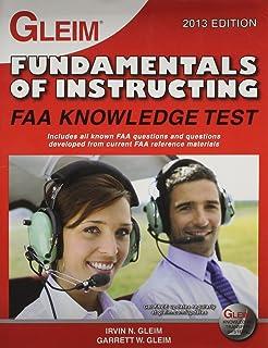 Amazon fundamentals of instructing faa written exam fundamentals of instructing faa knowledge test 2013 edition fandeluxe Images