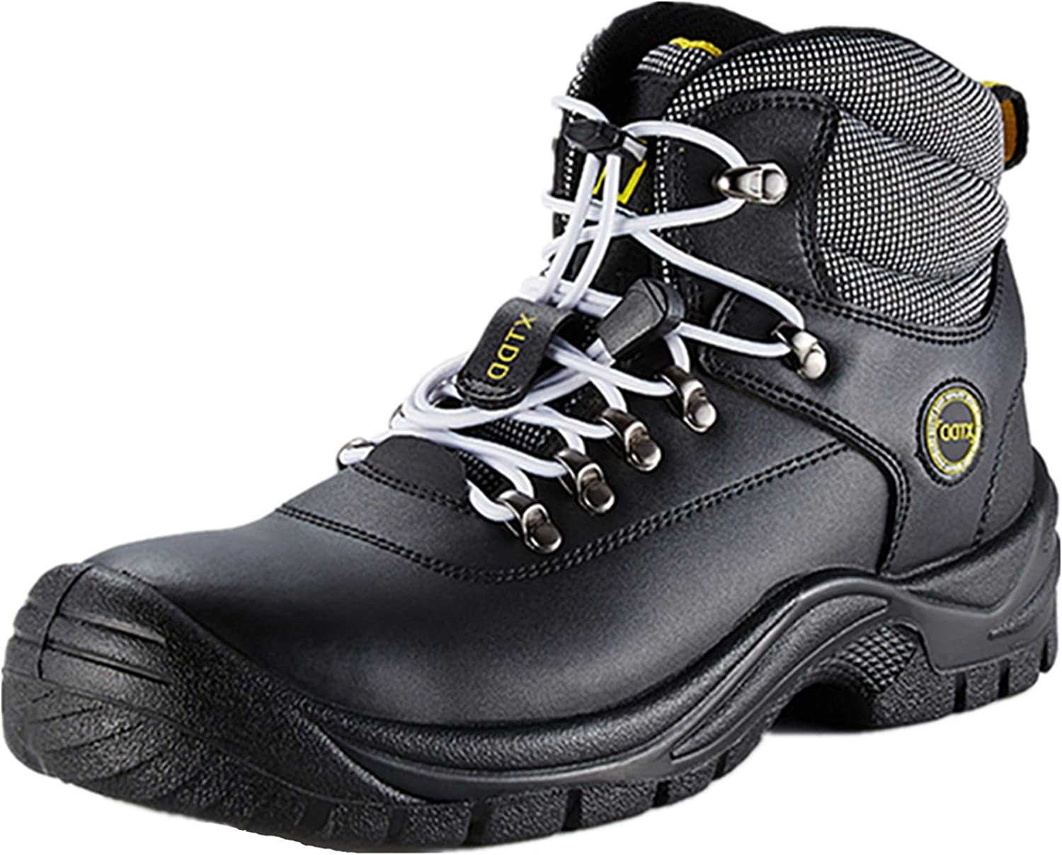 Amazon.com   DDTX Ankle High Work Boots