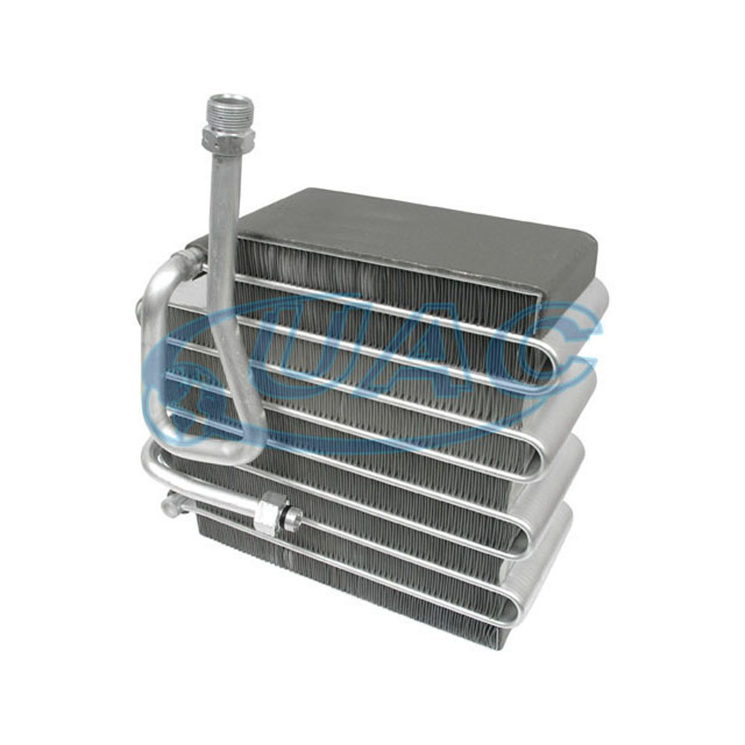 Universal Air Conditioner EV 939637AC A//C Evaporator Core UAC