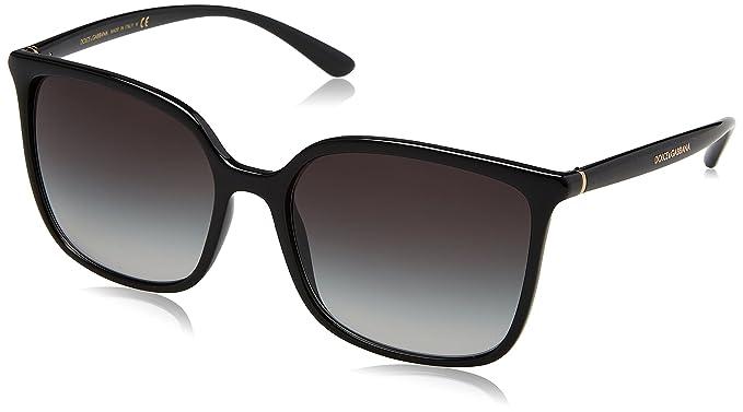 4135393c01ea Image Unavailable. Image not available for. Colour  DOLCE   GABBANA Women s  0DG6112 501 8G 56 Sunglasses