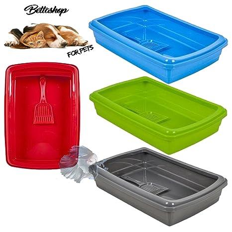 tradeshoptraesio®–Arenero higiénico de plástico