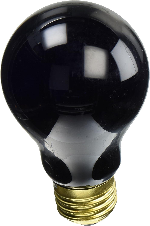 Zilla Night Black Incandescent Bulb 100 Watt 3 Pack