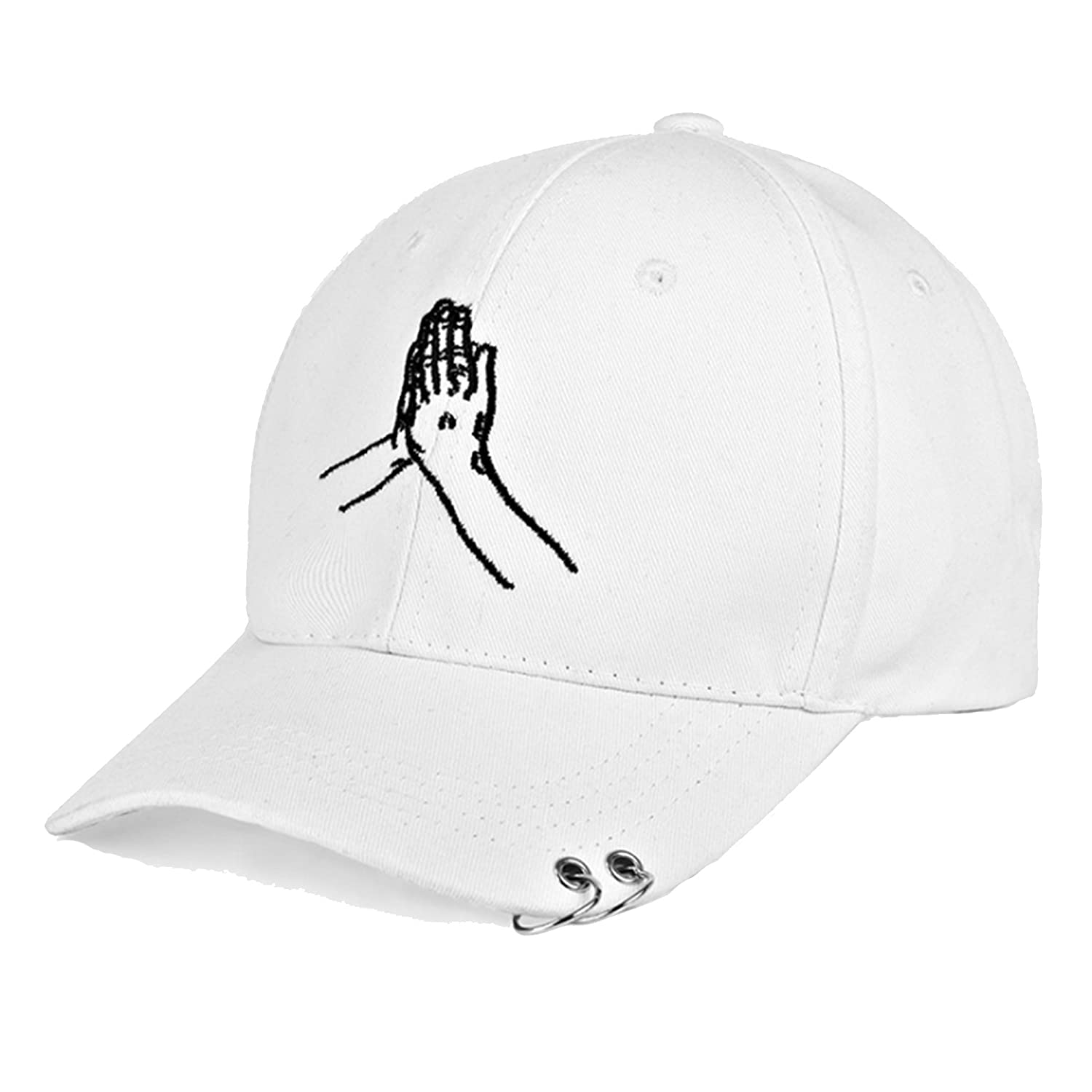 Madoling I Hate The Panda tunable dad Truck Drivers Baseball Cap in The Morning