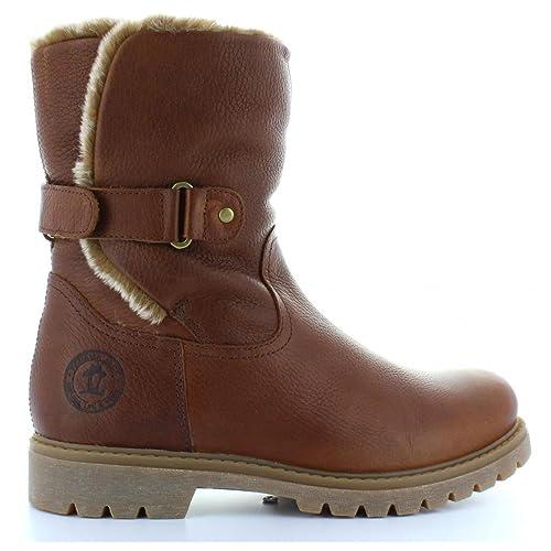 Botas de Mujer PANAMA JACK FELIA B8 NAPA Grass Cuero Talla 40: Amazon.es: Zapatos y complementos