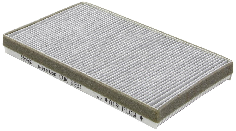 Aria Abitacolo Mann Filter CUK 2951 Adsotop Filtro