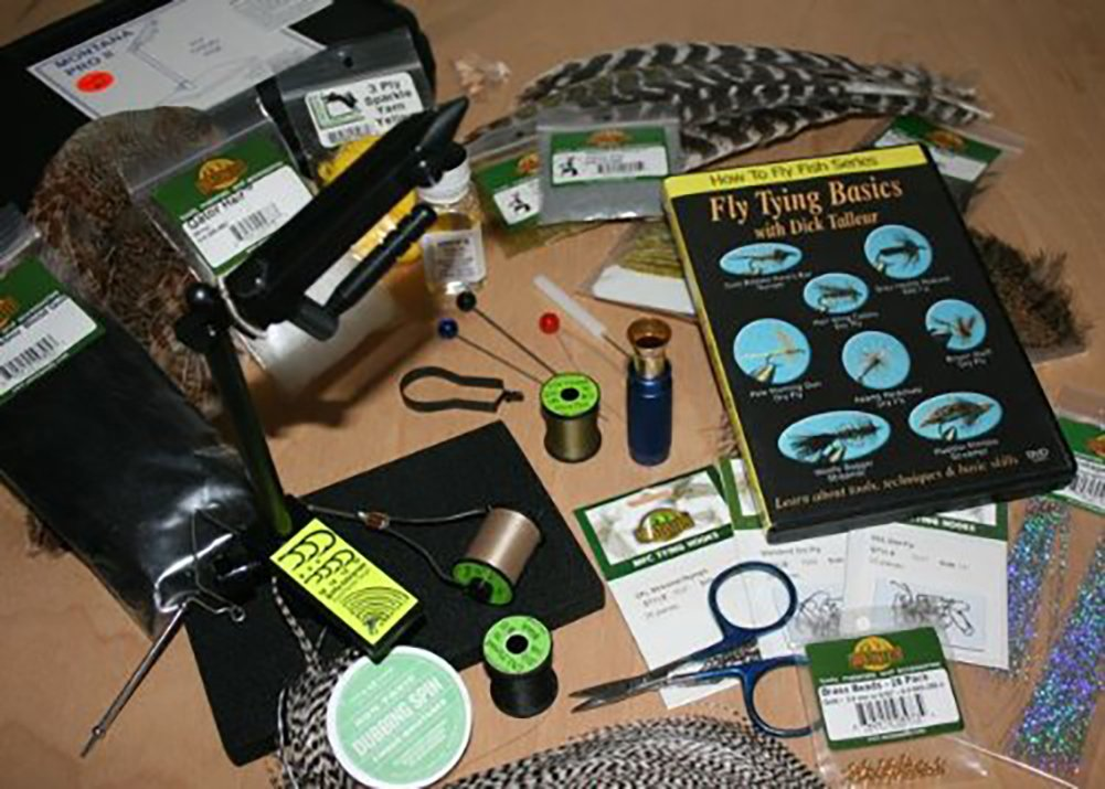 Osprey Basic Fly Tying Kit by TeraGyll