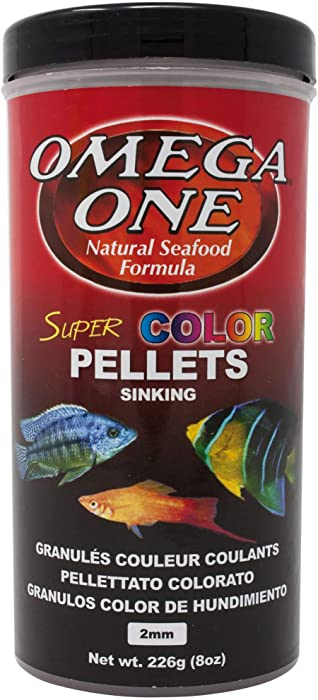 The Best Omega One Freshwater Flakes Fish Food