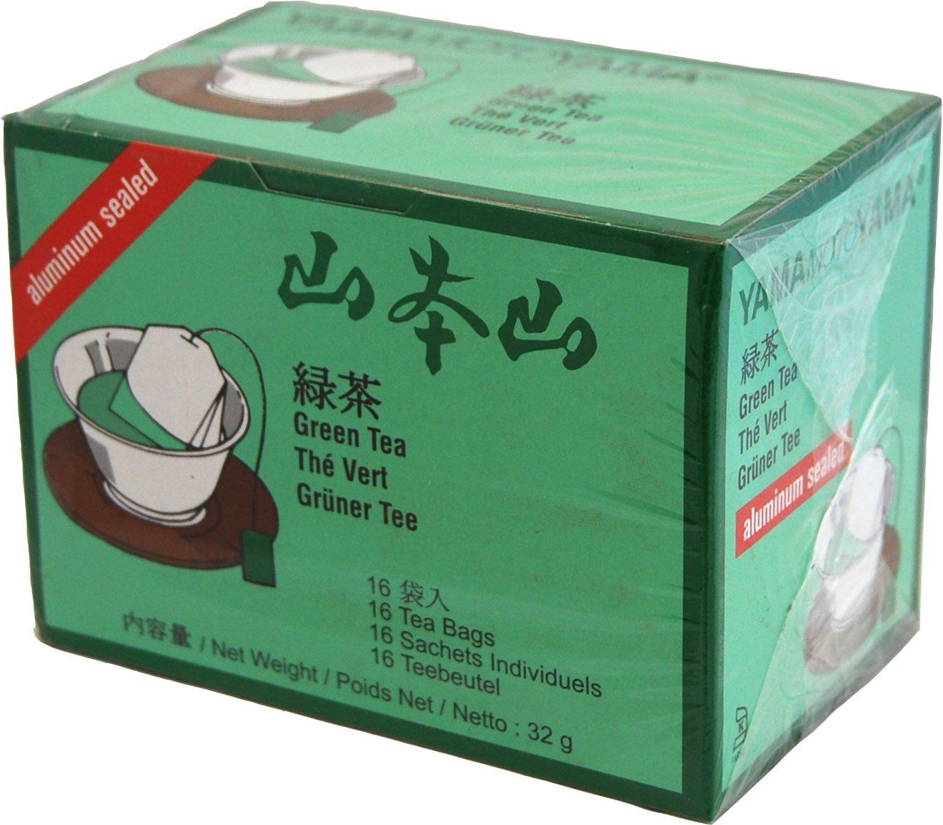 Yamamotoyama Sencha Green Tea (Pack Of 12)