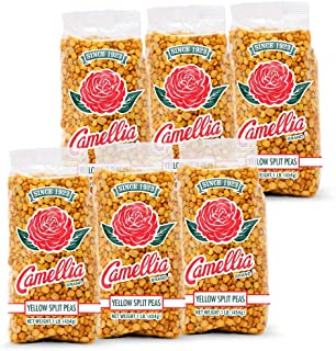 product image for Camellia Brand Dry Yellow Split Peas, 1 Pound (Pack of 6)