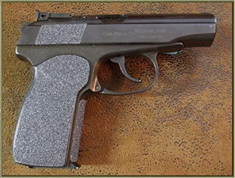 Amazon com : Sand-Paper-Pistol-Grips SRG70 Peel and Stick