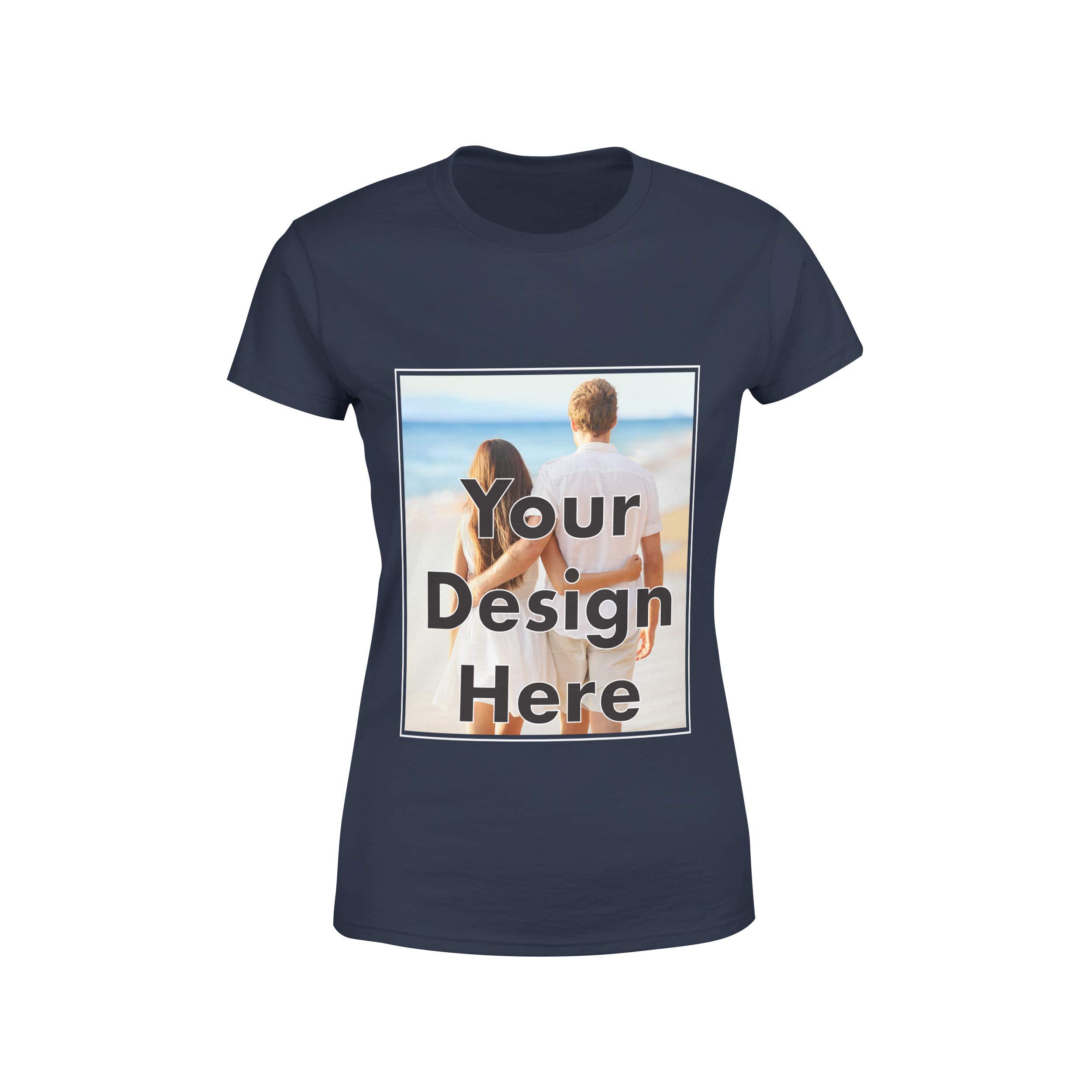 Arokan Customize Shirts For Women Men Custom T Shirts Design Your