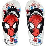 Ciabatte Infradito Bambino Spiderman Marvel Avengers Grigie