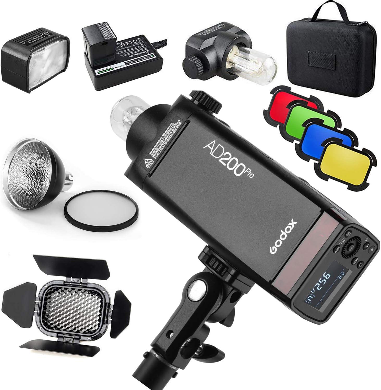 GODOX AD200Pro Pocket Flash