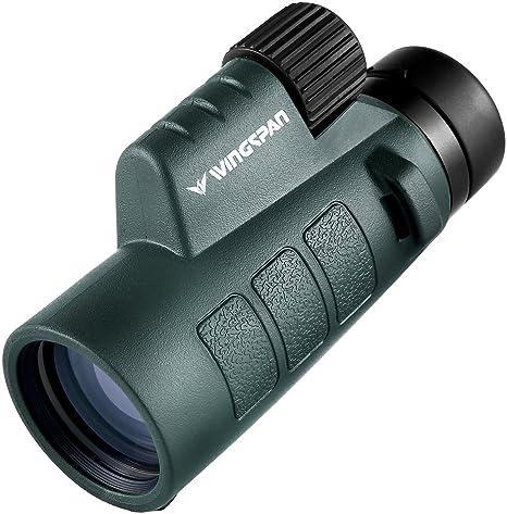 Best Monocular: Wingspan Optics Tracker 8X42 Compact Wide View Monocular