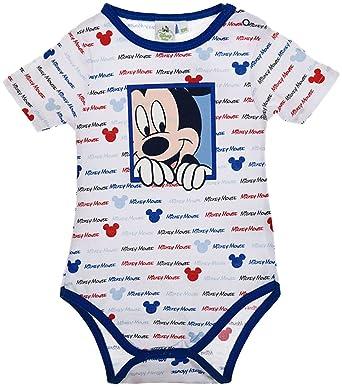 Mickey Mouse - Body - para bebé niña Turquesa 23 Meses ...