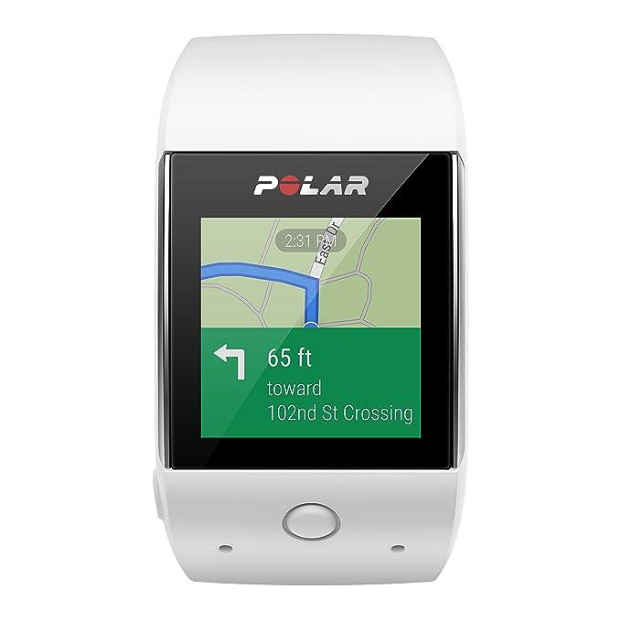 Polar M600 Deportes Reloj Inteligente - 90063089, Blanco ...