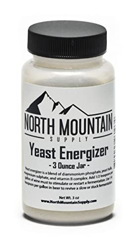 North Mountain Supply Yeast Energizer – 3 Ounce Jar