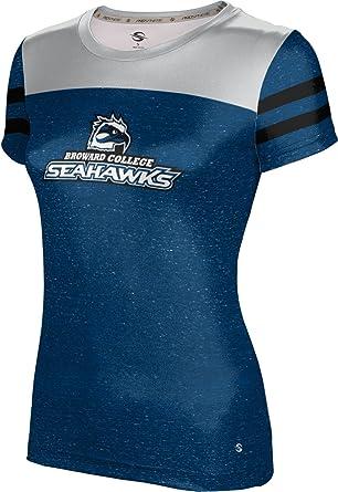 cd7a1940527 Amazon.com: ProSphere Broward College Girls' T-Shirt - Gameday: Clothing