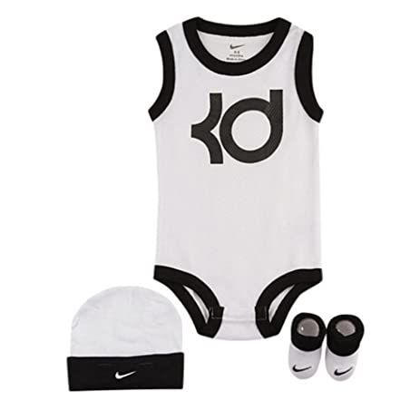 NIKE KD Kevin Durant Lightening 3-Piece Infant (0-6 Months) GIFT