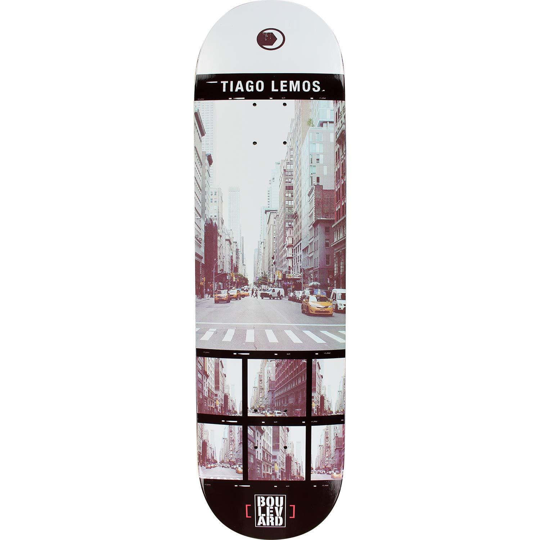 Boulevard Tiago Lemos Metro Skateboard Deck - 8.25  x 32.2  f40e82dd09e