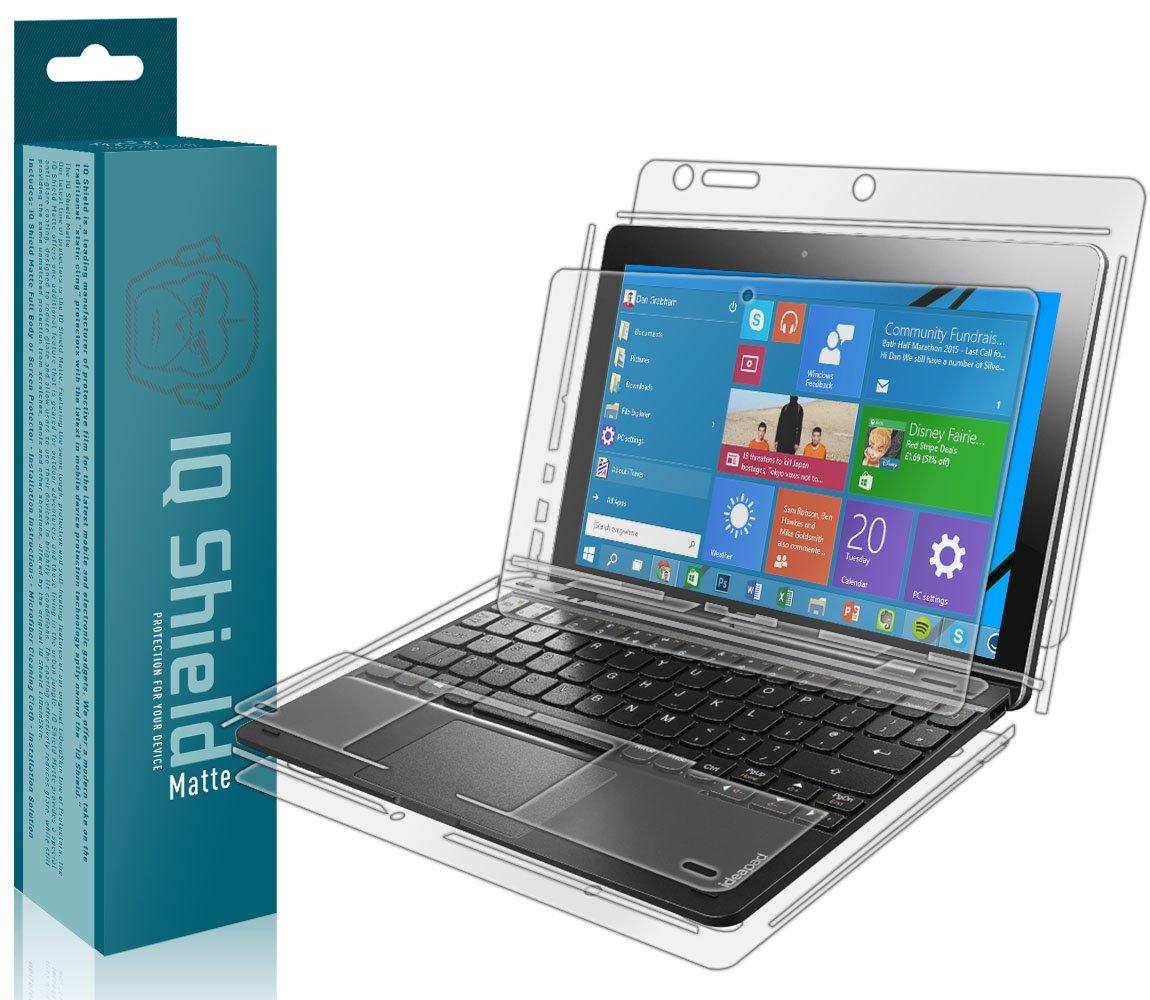 Skinomi Clear Full Body Skin /& Screen Protector for Lenovo Ideapad Miix 300 10