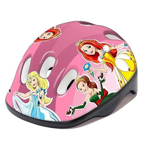 B Tête de Skin Casque de vélo pour enfant Protection KIDY Princess S 48–52Casque de vélo pour enfants Protection de la tête Casque pour enfant