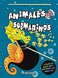 Animales submarinos (Colores sorpresa)