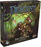 Descent 2nd Edition The Trollfens Strategy Game
