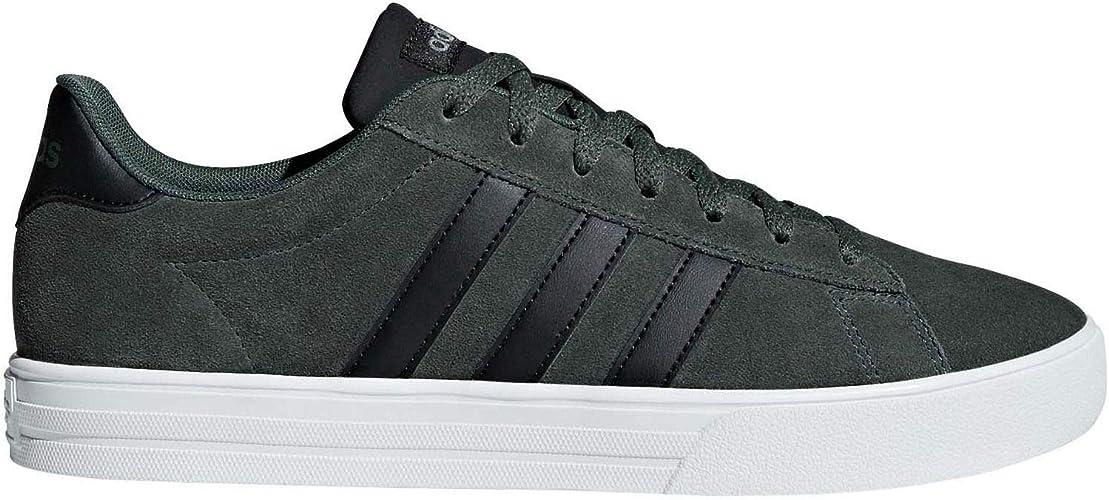 adidas Leder Sneaker DAILY 2.0 in Schwarz | DEICHMANN AT