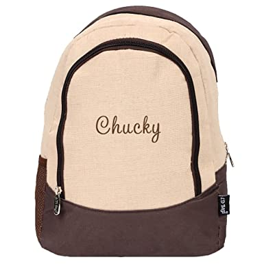 63e13ab025 Image Unavailable. Image not available for. Color  Personalized Kids School  Backpack ...