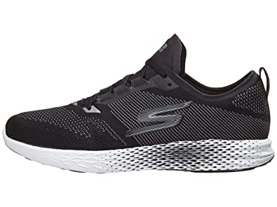 Skechers Mens Go Meb Razor 2 BlackWhite 12 D Medium