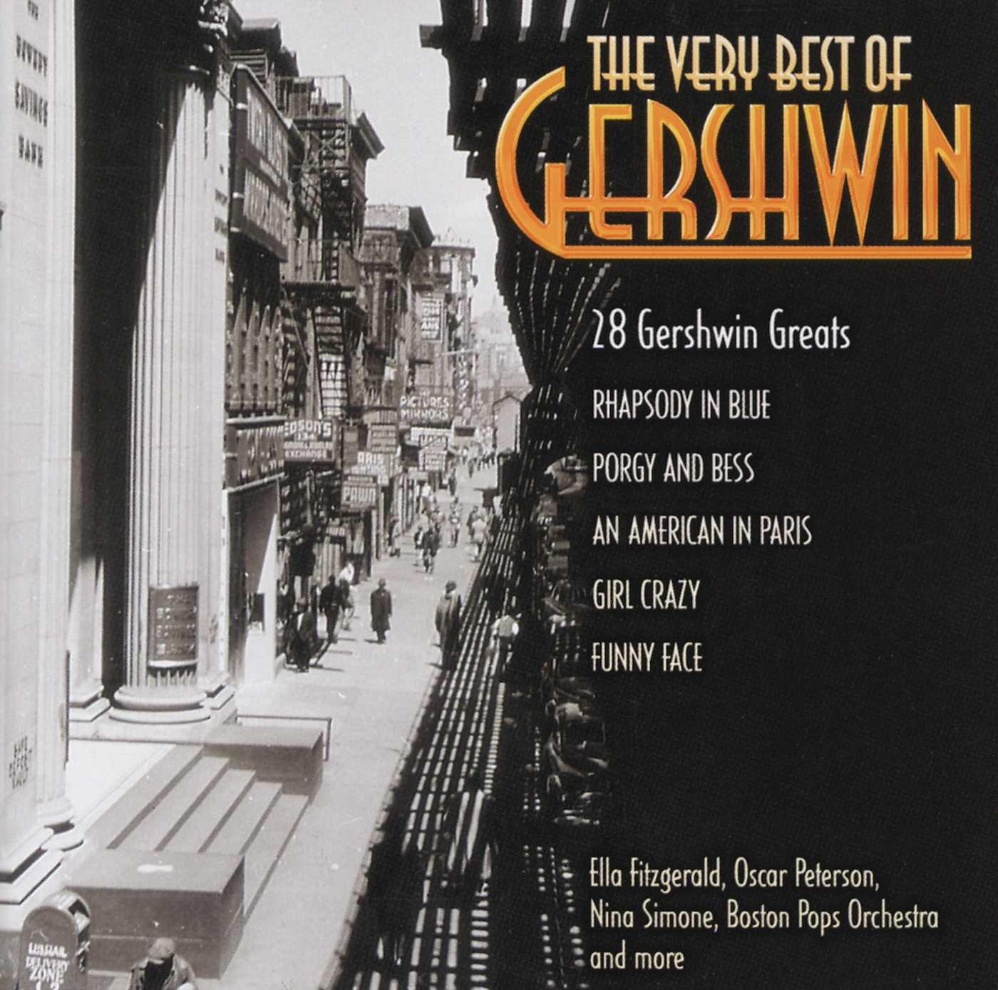 Ultimate Collection Spring new work Gershwin 2 CD Nashville-Davidson Mall