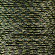 PARACORD PLANET Nylon Type III 7-Strand 550 Paracord Camo Colors – Available in 10ft, 20ft, 25ft, 50ft, 100ft,