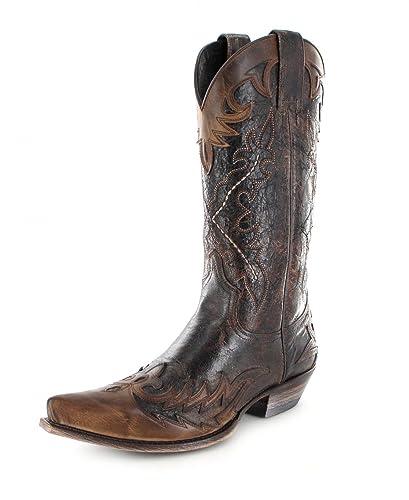 2cad5fa16 Sendra Boots Men s Cowboy Boots  Amazon.co.uk  Shoes   Bags