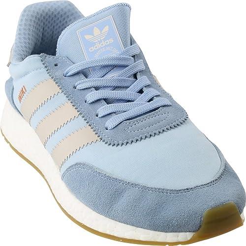 adidas uomini iniki runner blu facile blu grigio perla gomma:
